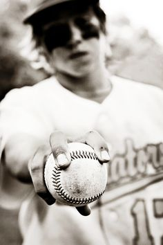 """there are girls who are all like """"I love baseball!"""". Yeah right, they only say that for the guys. If you love the players, you gotta love the game. I know quite a few of these girls."""