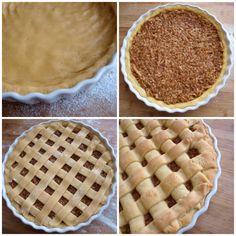 collage Apple Cider, Food And Drink, Pie, Baking, Sweet, Collage, Desserts, Torte, Bread Making