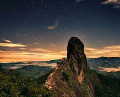 Pedra do Baú - São Bento do Sapucaí, SP - Fotografo Ricardo Lima