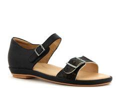 Ziera Kenda camo/black sandals