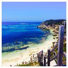 Such beautiful views cycling around Rottnest Island!  #MissBarlow #Australia #RottnestIsland by misslizzybarlow http://ift.tt/1L5GqLp