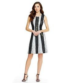 Antonio Melani Samantha Lace Dress