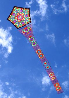 The Shavit Kite Gallery: QuasiKite - Penrose Tiling - 2012