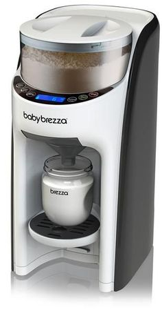 A Baby Brezza formula maker so they can have perfectly made, warmed bottles in less than a minute. This will save their lives during middle of the night feedings, guaranteed. 40 Of The Best Baby Shower Gifts, According To Parents Baby Necessities, Baby Essentials, Baby Brezza Formula Pro, Best Baby Formula, Baby Life Hacks, Baby Equipment, Best Baby Shower Gifts, Best Baby Gifts, Best Baby Bags