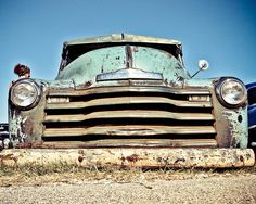 54 chevy pick up
