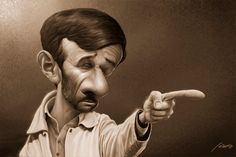 Mahmoud Ahmadinejad | Art