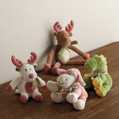 Organic Squeaker Toys