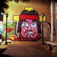 Le street-art de GROLOU !