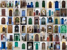 Portes by Réda Hamdouch on 500px
