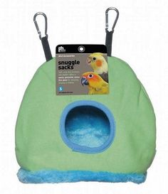 Prevue 1165 Bird Bedding Snuggle Sack - Jumbo