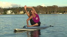 Golden Rules of SUP Yoga