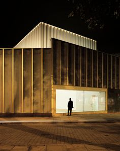 Caruso St John Architects, Hélène Binet · Nottingham Contemporary