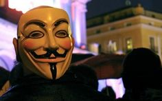 "Anonymous, the loosely knit hacker collective that has taken credit for a range of data breaches, information leaks and website takedowns over the past eight years, is now topping the Time 100 Poll in the final hours of voting.     The organization has accumulated 382,574 ""yes"" votes -- 100,000 m..."