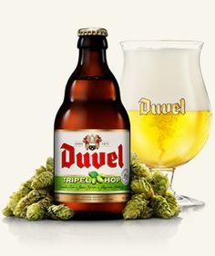 Duvel Tripel Hop 2014 - Brouwerij Duvel Moortgat, België. Beoordeling GGOB: 6,7 Eigen beoordeling: 8,5 www.ggob.nl
