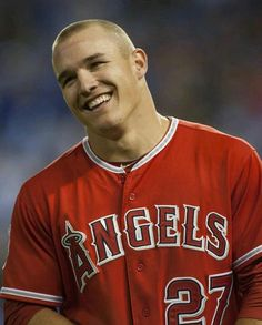 Vote Mike Trout!!!