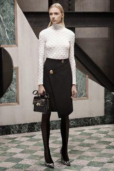 yo elijo coser: Modificar un patrón de falda para copiar a Balenciaga