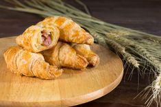 Croissant de jamón y queso Croissants, Le Croissant, Carrots, Wordpress, Brunch, Turkey, Vegetables, 3, Ideas Para