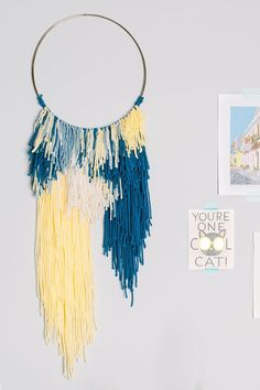 Wall hanging tutorial