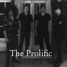 Check out The Prolific on ReverbNation