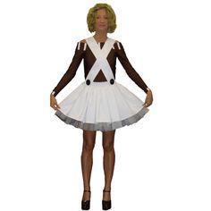 OOMPA-LOOMPA-UMPA-LUMPA-FAMCY-DRESS-LADIES-WOMENS-COSTUME-HIRE-WILLY-WONKA