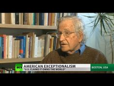 Chomsky: US drone campaign is world's biggest terrorist action (EXCLUSIVE)  http://humanitysjourneytolife.blogspot.com/2013/10/day-206-noam-chosky-and-us.html