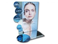 Givenchy - Product Glorifyer for Hydra Sparkling Pos Display, Counter Display, Display Design, Product Display, Promotion Display, Promotion Tools, Cosmetics Display Stand, Cosmetic Display, Promotional Stands