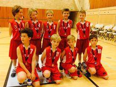 Drenge 06 får sølv i Hørsholm.