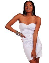 #Strapless Sweetheart Evening Cocktail Clubwear  party fashion #2dayslook #new style #partyforwomen  www.2dayslook.com