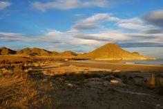 Playa de los Genoveses, Parque Natural de Cabo de Gata
