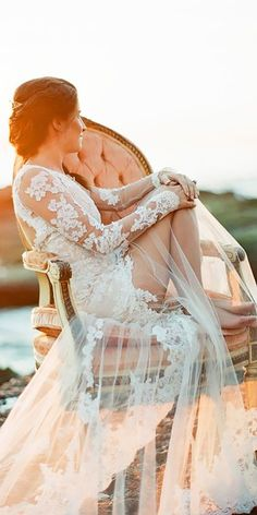 Bridal Inspiration Shoot Seaside Bridal Inspiration Shoot from Bowtie & Bloom Photography.Seaside Bridal Inspiration Shoot from Bowtie & Bloom Photography. Boat Wedding, Wedding Pics, Wedding Shoot, Wedding Styles, Dream Wedding, Lace Wedding, Bridal Photoshoot, Bridal Boudoir, Bridal Shoot