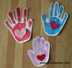 Handmade Valentine DIY Craft