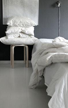 Lina Kanstrup.  Via String.se and Residence Magazine.