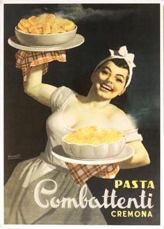 ✔️ Pasta Combattenti Cremona - Boccasile