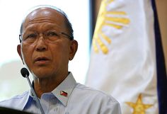 President Duterte never consulted his Cabinet before coming out with statements regarding the termination of joint military exercises between the Philippines and the United States according to Defense Secretary Delfin Lorenzana