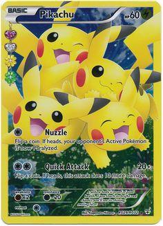 Pikachu RC29/RC32 Pokemon TCG: Generations Radiant Collection, Full Art Holo Pokemon Card #pokemon #pokemontcg #pokemoncards