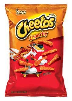 A ride from San Jose - San Diego sealed my love affair with Cheetos!!!  I have happy memories of receiving this as a gift too!!!