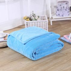 Helpful Sochow Flannel Plush Throw Blanket 150cm×200cm,all Season White Blanket For Bed Afghans & Throw Blankets Home & Garden Attractive Appearance
