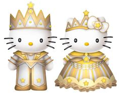 Prince & Princess Kitty