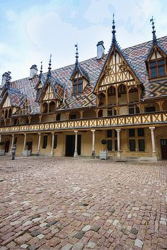Exploring beautiful Beaune, Burgundy's wine capital