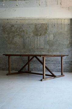 とても大きなテーブル