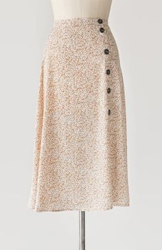 Frock Fashion, Fashion D, Modest Fashion, Skirt Fashion, Fashion Outfits, Classy Outfits, Cool Outfits, Vintage Outfits, Cute Skirts