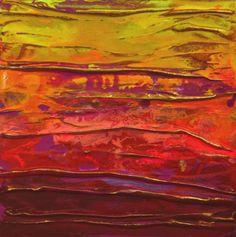 II Horizon is a new original artwork under £100 | Caroline Ashwood