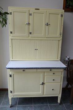 Windmill Farm: Hoosier Cabinets and Bin Tables