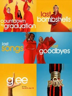 Glee: The Music, The Graduation Album Available May 15 - Pre-order now!