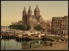 Nicolaaskerk, Amsterdam, [Holland] (LOC) by The Library of Congress, via Flickr