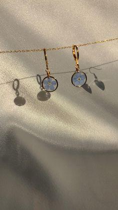 Ear Jewelry, Resin Jewelry, Cute Jewelry, Gold Jewelry, Beaded Jewelry, Jewelery, Jewelry Accessories, Jewelry Design, Jewelry Making