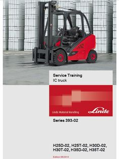Linde Diesel Forklift Truck H-Series Type Operating Instructions Car Camper, Campers, Masquerade Invitations, Truck Covers, Gender Reveal Invitations, Cover Model, Diesel Trucks, Fulton, Houston Tx