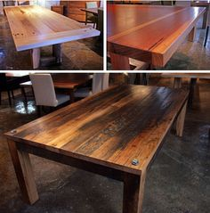 Redgum Sleeper Dining Table Google Search Timber Tables Pinterest Timber Table