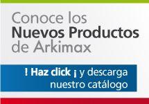 Haz click aquí y conoce el nuevo catalogo de Arkimax 2011