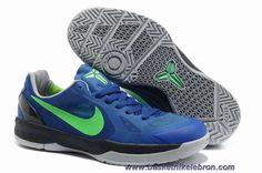 8904751566 Royal Bleu Vert 579756 400 Nike Noir Mamba 24 Kobe Vente Basketball Shoes  For Men,
